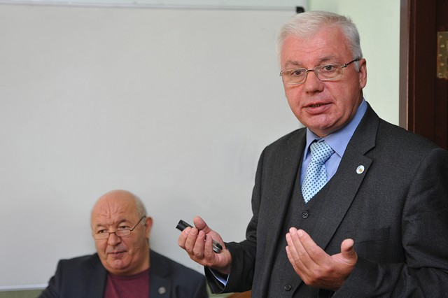 Валерій Кашпаров, директор Українського науково-дослідного інституту сільськогосподарської радіології НУБІП
