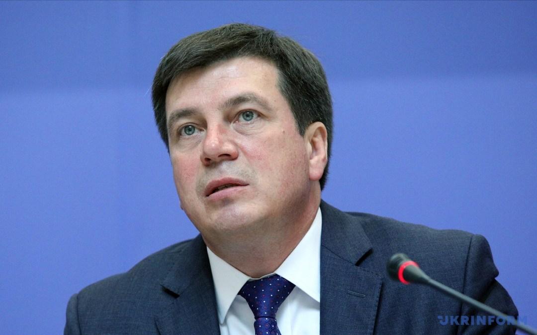 Міністр регіонального розвитку, будівництва та житлово-комунального господарства Геннадій Зубко