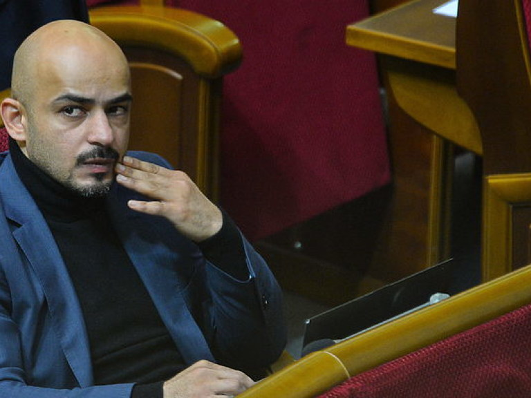 Мустафа Найєм, народний депутат України