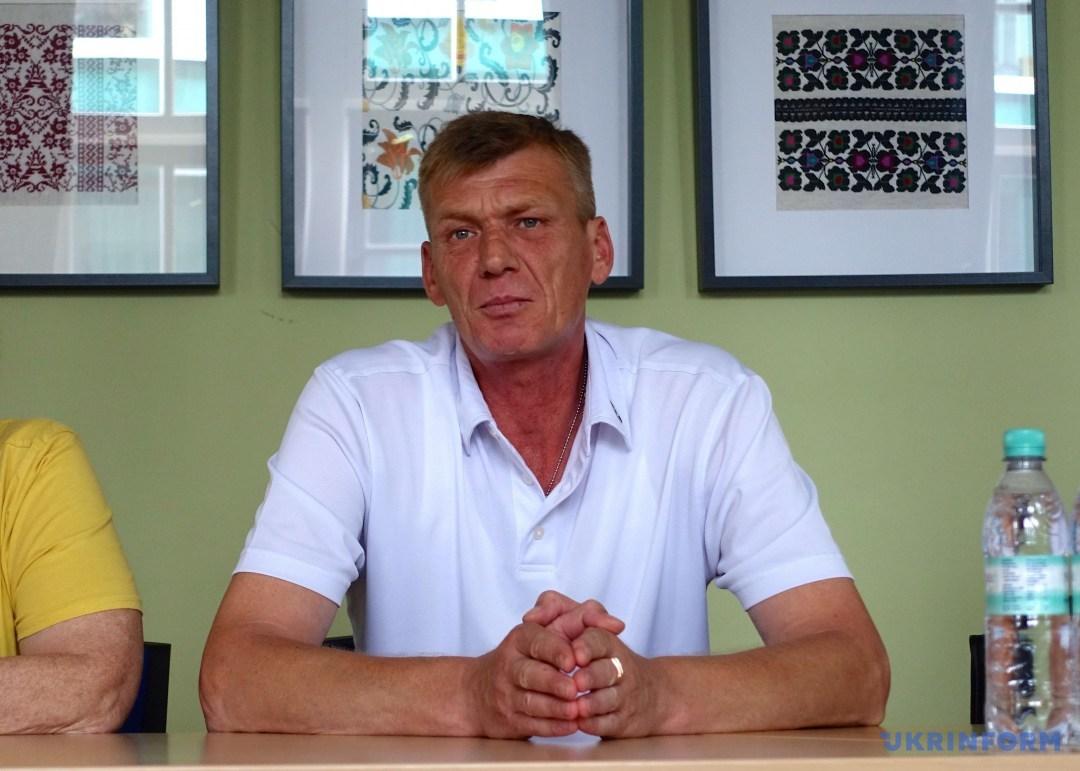 Юрий Синьковский