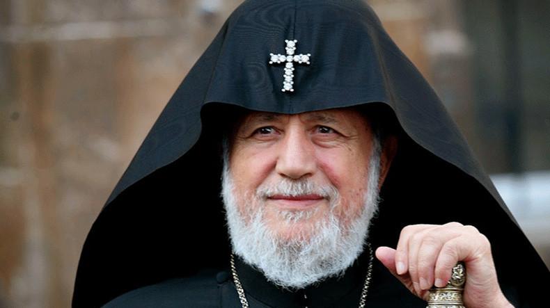 Католікос Гарегін II