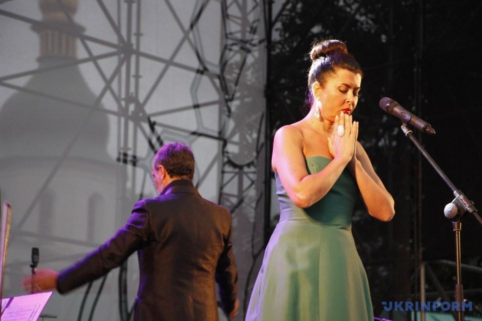Оперна співачка Зоряна Кушплер
