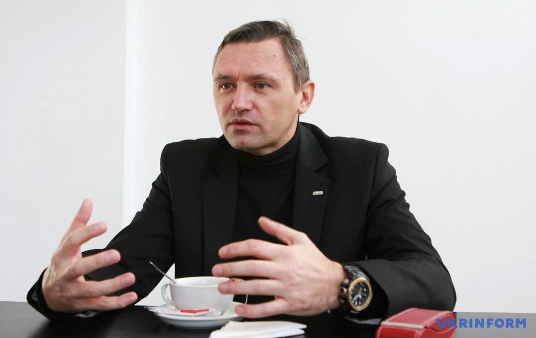 Костянтин Корсун, спеціаліст з інформаційної безпеки