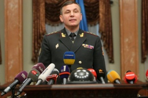 Гелетей подал в отставку с поста главы Управления госохраны