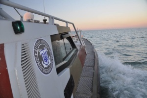 Правительство создало Измаильский отряд морской пограничной охраны