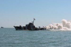 США передадуть два катери українським прикордонникам