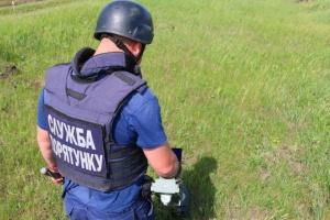 На Тернопільщині знешкодили шість авіабомб часів Другої світової