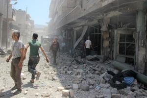 На півночі Сирії у квітні загинули 38 дітей
