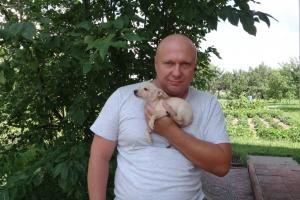 У Києві побили догхантера Святогора
