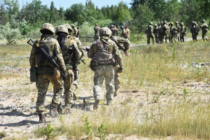 132 Ukrainian soldiers killed, more than 700 wounded in Donbas over past year