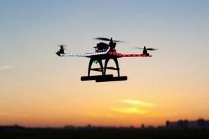 """Европейские аэропорты и другие """"чувствительные зоны"""" закрыли для дронов"""