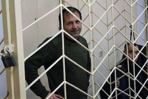 Human rights defenders: Political prisoner Balukh held in Tver