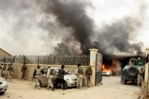 В Афганистане от авиаударов погибли 13 гражданских, среди них дети