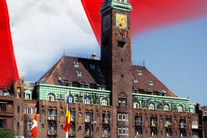 Данія зменшить шкідливі викиди на 70% за десятиліття