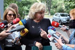 Омбудсмен РФ - проти обміну Вишинського