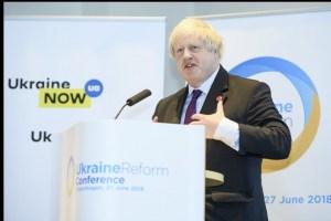 """Джонсон визнав необхідність підтримки з боку ЄС у разі """"жорсткого"""" Brexit"""