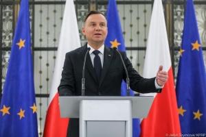 Передвиборна кампанія президента Дуди стартувала у Варшаві
