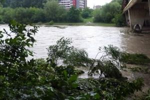 У річках України очікується підвищення рівнів води
