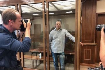 乌克兰就对苏先科的判决向俄罗斯表示抗议