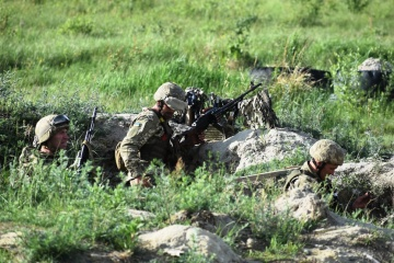 Militants violated ceasefire in eastern Ukraine 36 times in last day