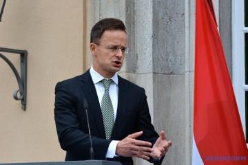 La Hongrie menace de nouveau l'Ukraine