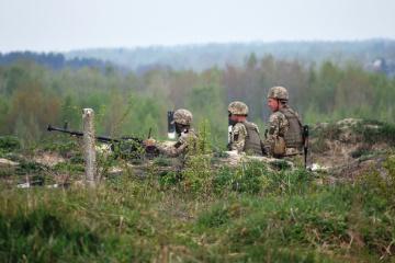 19 soldats ukrainiens tués dans le Donbass au cours des deux derniers mois