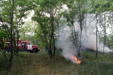 Ukraine's Emergency Service reminds of extreme fire hazard in most regions of Ukraine
