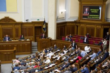 Ukrainian Parliament asks the world to impose new sanctions on Russia to free journalist Sushchenko