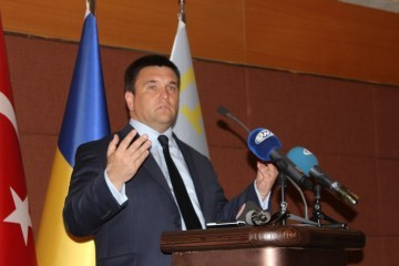 Ukraine submits memo against Russia to ICJ - Klimkin