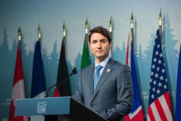Trudeau habla sobre los temas para abordar en una reunión con Zelensky