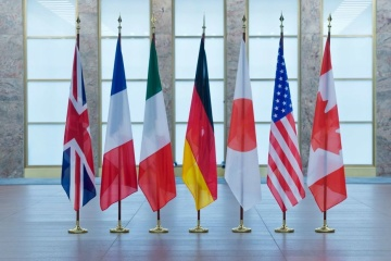 G7 ambassadors name priority reforms in Ukraine