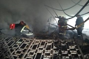Во Львове на пожаре в квартире нашли погибшую женщину - ГСЧС