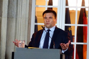 Russia during World Cup may agree on exchange of prisoners - Klimkin