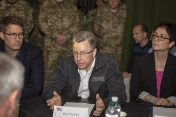 """Volker: USA lehnen Idee eines """"Referendums"""" im Donbass ab"""
