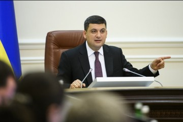 PM Groysman: Farms are key to Ukraine's agricultural sector
