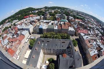 利沃夫成为全球访问量最大的百个城市之一