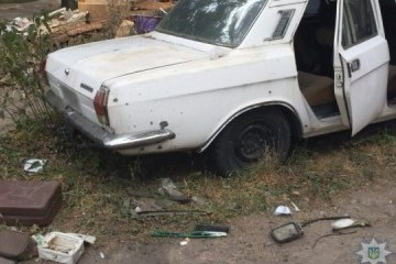 Une voiture explose à Kyiv: 4 enfants hospitalisés