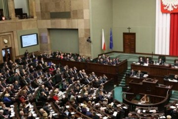 Polish Sejm adopts a resolution in support of Sentsov and Sushchenko