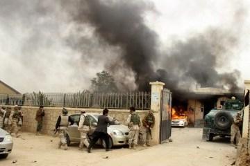 Теракт в Афганістані забрав чотири життя
