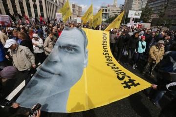 L'ONU exhorte le Kremlin à libérer immédiatement Oleg Sentsov