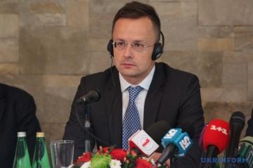 Hungría vuelve a convocar al embajador y planea quejarse de Ucrania a la OTAN