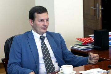 Yenin nombrado viceministro de Asuntos Exteriores de Ucrania