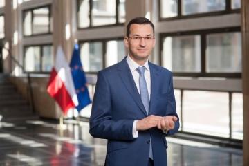 Premierminister Morawiecki: Ohne Ukrainer wäre Wirtschaftswachstum Polens geringer