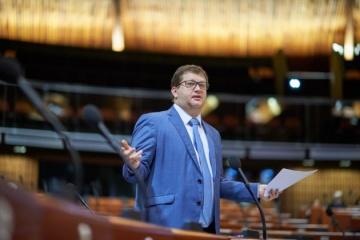 Ariev: Rusia aún no ha regresado a la APCE, pero la situación es desagradable