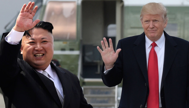 Трамп хоче зустрітися з Кім Чен Ином на початку наступного року