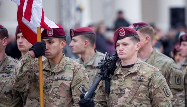 В Литве начинаются крупнейшие в истории страны военные учения