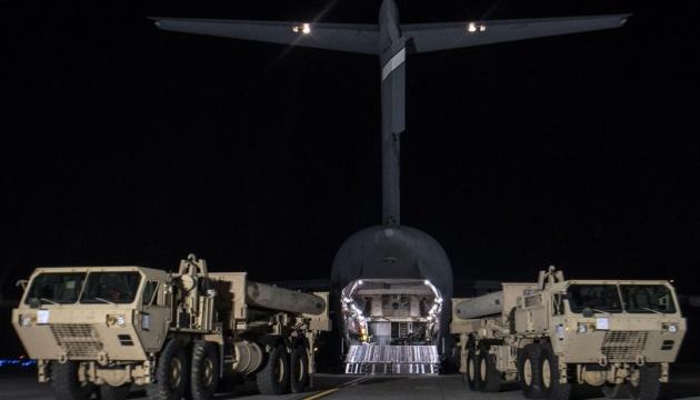 США развернули современную противоракетную систему THAAD в Израиле