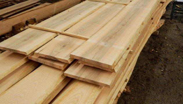 Мораторій на експорт деревини може