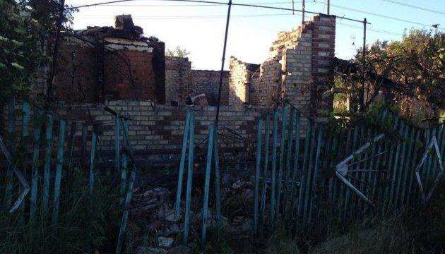 Бойовики знищують будинки мешканців Південного – МінТОТ
