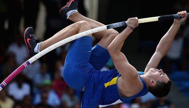 Український легкоатлет Малихін виборов